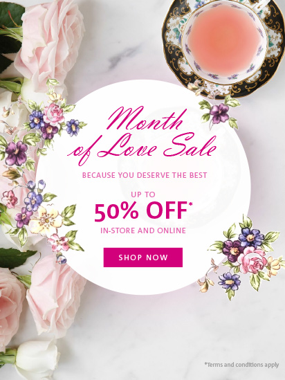 Month of Love Sale