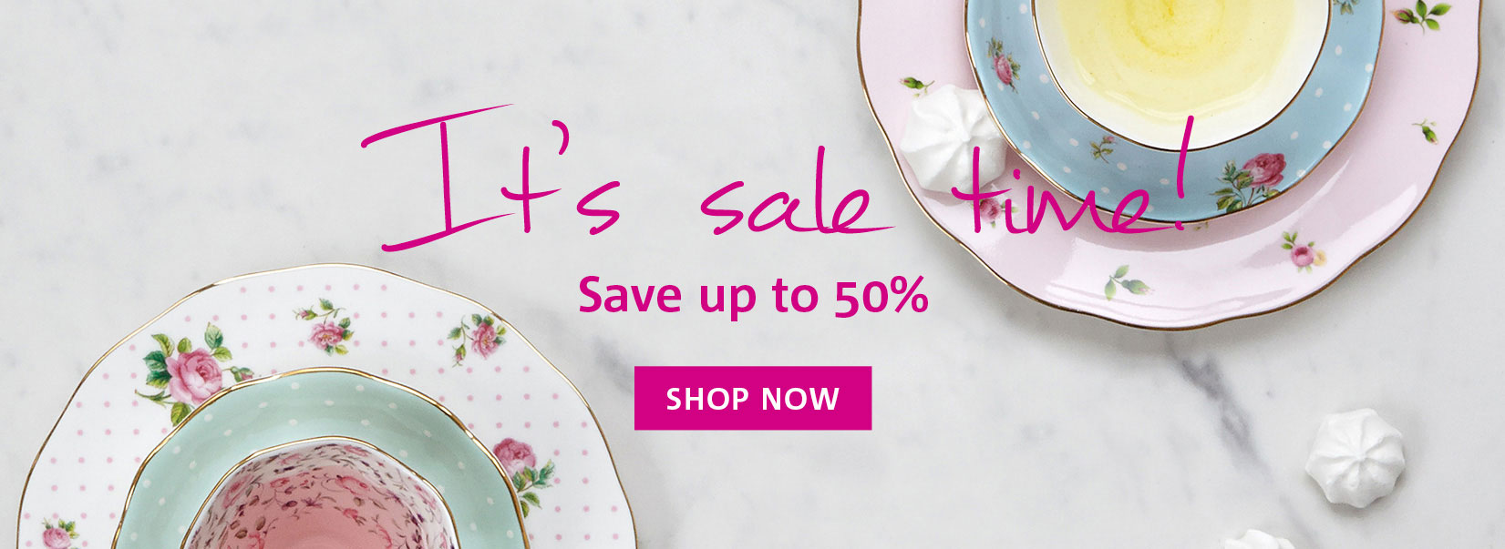 save up to 50% sale - September