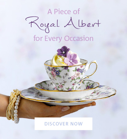 A Piece of Royal Albert for Every Occasion