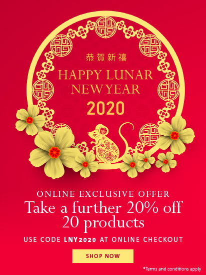 Lunar New Year Special