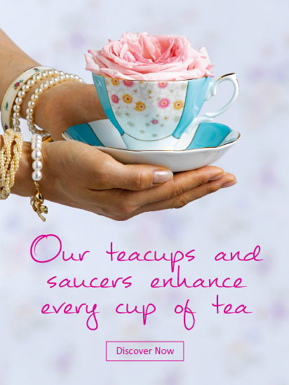 teacups and sauces - mobile - july