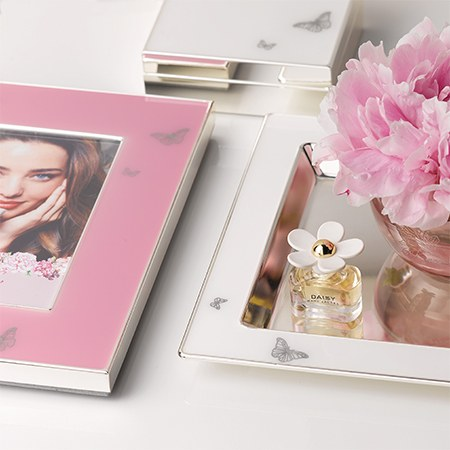 Miranda Kerr for Royal Albert Silver Plated Giftware