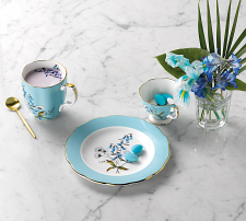 100 Years Teaware 1950-1990 Mug & Plate Set