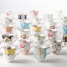 100 Years Teaware Mug-1970's Poppy