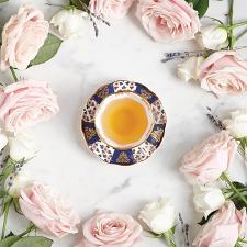 100 Years Teaware Teacup, Saucer, Plate 1900