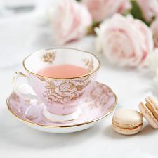 100 Years Teaware Teacup, Saucer, Plate 1960