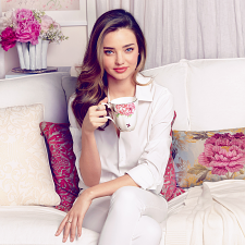 Miranda Kerr Friendship Mug White