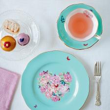 Miranda Kerr Blessings Teacup, Saucer, Plate 20cm