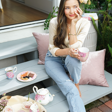 Miranda Kerr Friendship Mug Hope, Coral