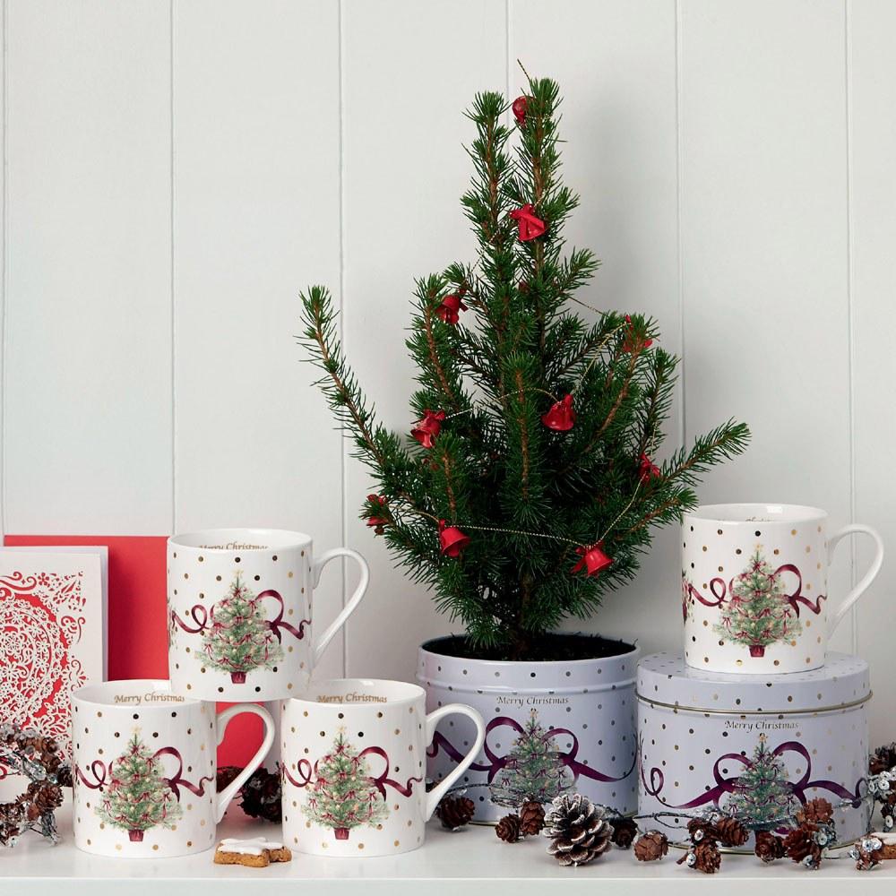 Christmas Tree Cake Tin