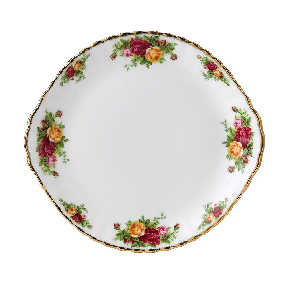 Royal Albert Old Country Roses Cake Plate 26cm Royal