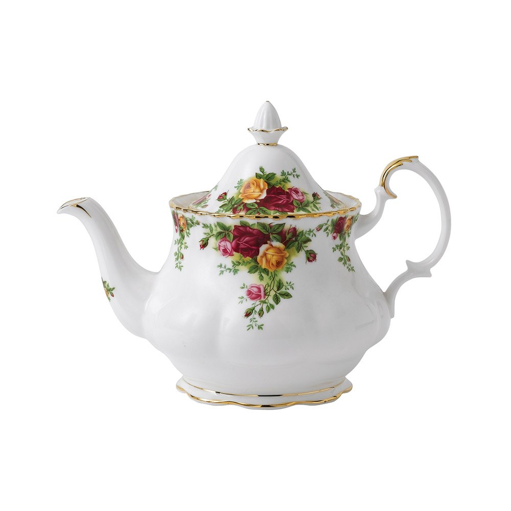 Old Country Roses Teapot M/S