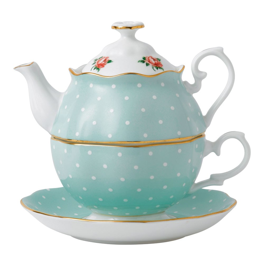 Royal Albert Polka Rose Tea For One Royal Albert 174 Australia