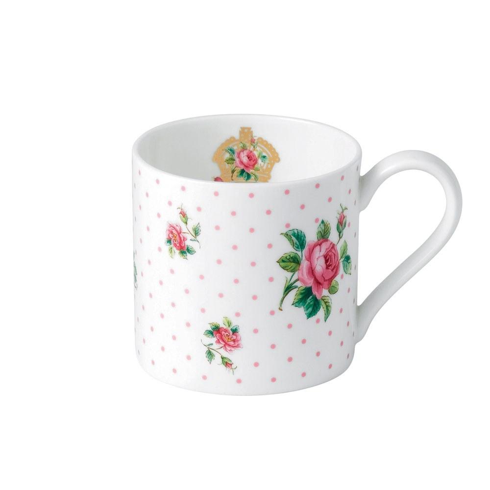 Cheeky Pink Pink Roses Modern Mug
