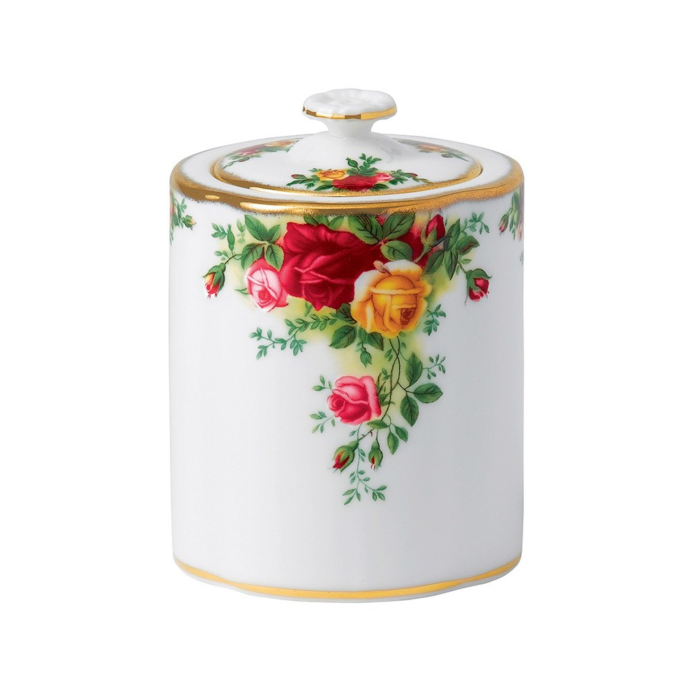 Old Country Roses Gorgeous Gifts Tea Caddy