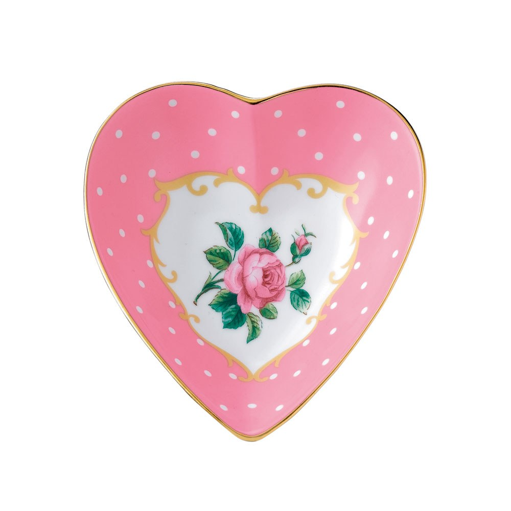 Interior Gift Cheeky Pink Heart Tray