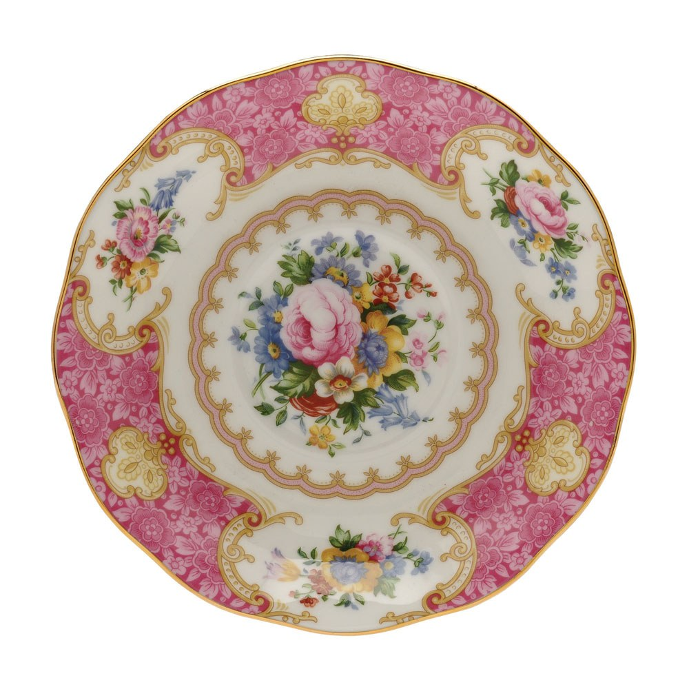 Lady Carlyle 16cm Plate