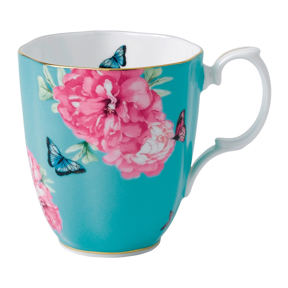 Miranda Kerr For Royal Albert Friendship Mug Turquoise