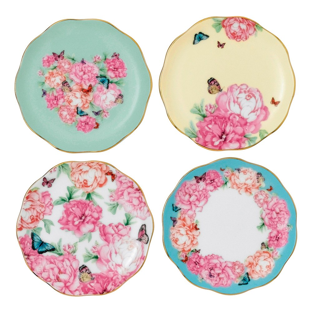 Miranda Kerr Set of 4 Plates 10cm