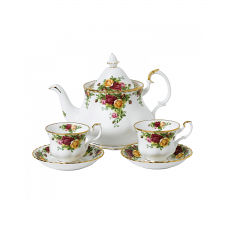 Old Country Roses Tea for Two