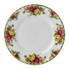 Old Country Roses Plate 20cm