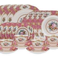 Lady Carlyle 20 Piece Set