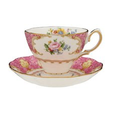 Lady Carlyle Teacup & Saucer