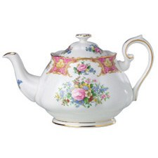 Royal Albert Lady Carlyle Teapot