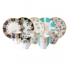 100 Years Teaware 1900-1940 Mug & Plate Set