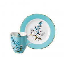 100 Years Teaware Festival Mug & Plate 20cm Set