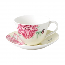 Miranda Kerr Everyday Friendship Teacup & Saucer Yellow
