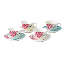 Miranda Kerr Everyday Friendship Teacup & Saucers Set of 4