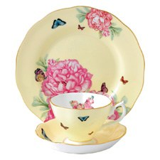 Miranda Kerr for Royal Albert Joy Teacup, Saucer, Plate 20cm