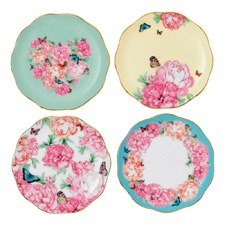 Miranda Kerr for Royal Albert Set of 4 Plates 10cm