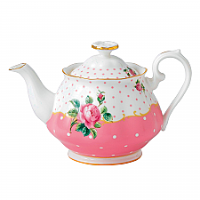 Royal Albert Cheeky Pink Teapot Small