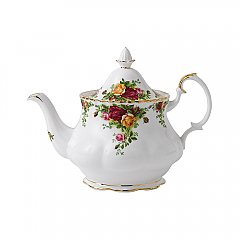 Royal Albert Old Country Roses Teapot M/S