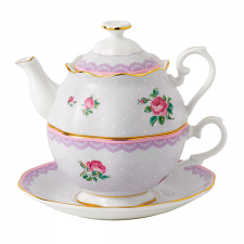 Royal Albert Candy Collection Love Lilac Tea For One