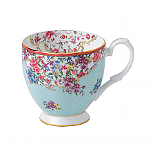 Royal Albert Candy Collection Sitting Pretty Vintage Mug 300ml