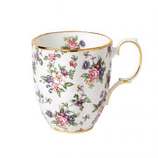 Royal Albert 100 Years Teaware Mug-1940's English Chintz