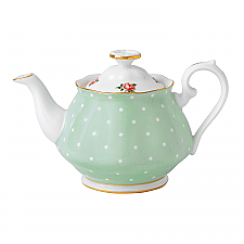 Polka Rose Teapot Small