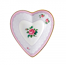 Royal Albert Candy Collection Love Lilac Heart Tray