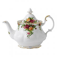 Royal Albert Old Country Roses Teapot L/S