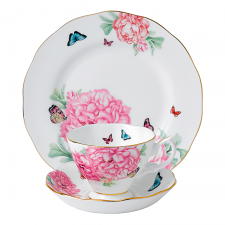 Miranda Kerr for Royal Albert Friendship Teacup, Saucer & 20cm Plate