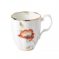 Royal Albert 100 Years Teaware Mug-1970's Poppy
