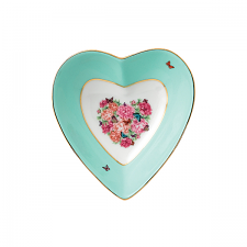 Miranda Kerr for Royal Albert Blessings Heart Tray 13cm