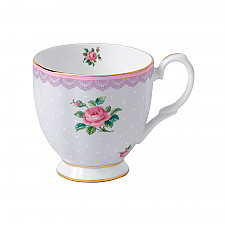Royal Albert Candy Collection Love Lilac Vintage Mug 300ml