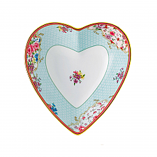 Royal Albert Candy Collection Sitting Pretty Heart Tray