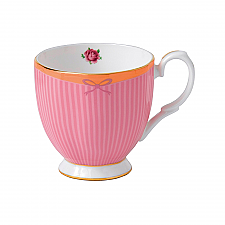 Royal Albert Candy Collection Sweet Stripe Vintage Mug 300ml