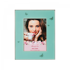 "Miranda Kerr for Royal Albert Green 5x7"" Frame"