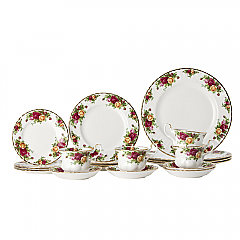 Royal Albert Old Country Roses 20 Piece Set